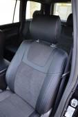 купить Автомобильные чехлы Тойота Прадо 120 (чехлы Toyota Prado