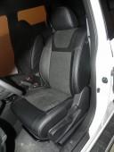 Автомобильные чехлы Ниссан Х-Трейл Т31 (чехлы Nissan X-Trail T31)
