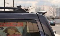 Задний аэродинамический спойлер Mercedes Vito W638 (фото, Expres
