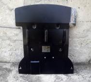 Защита двигателя БМВ 1 Е81 (защита картера BMW 1 E81)