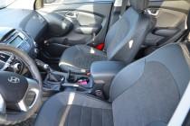 Автомобильные чехлы Хендай ix35 (Чехлы в салон Hyundai ix35)