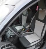 Автомобильные чехлы Форд Фокус 3 (Чехлы для салона Ford Focus 3