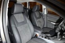 Автомобильные чехлы Форд Куга 1 (Чехлы Ford Kuga 1)