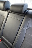 Автомобильные чехлы Фольксваген Пассат Б7 (купить чехлы Volkswag