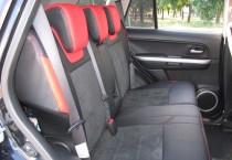 заказать Автомобильные чехлы Сузуки Гранд Витара (Чехлы Suzuki G
