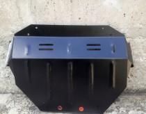 Защита двигателя БМВ 7 Е32 (защита картера BMW 7 E32)