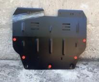 Защита картера Мазда 6 GH (защита двигателя Mazda 6 GH)
