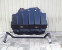 Защита двигателя Шкода Октавия А5 (защита картера Skoda Oсtavia A5)