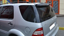 Оригинальный спойлер на Mercedes W163 (ML)