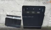 защита картера Mitsubishi Pajero Wagon 4