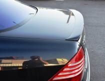 Накладка на крышку багажника для Mercedes S-Class W220 (дизайн,