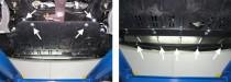Защита двигателя Ниссан Максима А32 (защита картера Nissan Maxima A32)