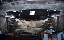 Защита двигателя Ауди 100 (защита картера Audi 100 V2.0)