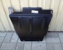 Защита коробки передач Ауди А6 С5 (защита МКПП Audi A6 C5)