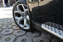 заказать Брызговики БМВ Х6 (оригинальные брызговики BMW X6)