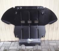 купить Защиту двигателя Ауди А6 С5 (защита картера Audi A6 C5 и