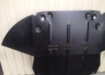 Защита двигателя для Ауди А6 С5 (защита картера Audi A6 C5 и КПП