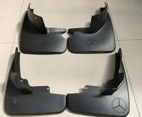Брызговики Мерседес МЛ W164 (оригинальные брызговики Mercedes ML W164)