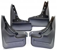 Брызговики Мерседес МЛ W166 (оригинальные брызговики Mercedes ML W166)