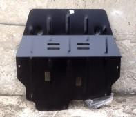 Защита двигателя Ауди ТТ 8N (защита картера Audi TT 8N)