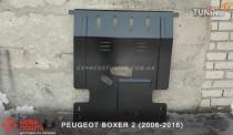 Защита двигателя Пежо Боксер 2 (защита картера Peugeot Boxer 2)