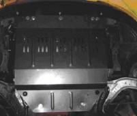 Защита двигателя Пежо Партнер 1 (защита картера Peugeot Partner 1)