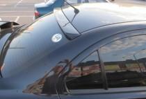 Спойлер на стекло Митсубиси Лансер 10 (спойлер на заднее стекло Mitsubishi Lancer X)