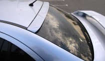 Спортивный козырек-бленда на стекло Mitsubishi Lancer 10