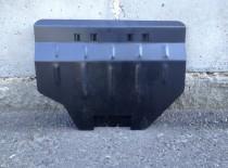 Защита двигателя Субару Форестер 3 (защита картера Subaru Forester 3)