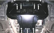 Защита картера Субару Аутбек 3 (защита двигателя Subaru Outback 3)