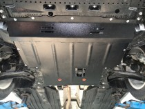 Защита двигателя Сузуки SX4 2 (защита картера Suzuki SX4 2)