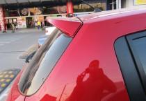Спойлер Ниссан Тиида хэтчбек (задний спойлер на Nissan Tiida hatchback)