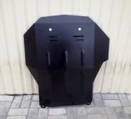 Защита двигателя Фольксваген Пассат Б3 (защита картера Volkswagen Passat B3)