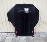 Защита двигателя Фольксваген Пассат Б4 (защита картера Volkswagen Passat B4)