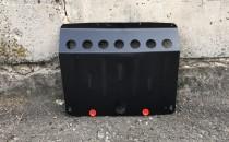 Защита двигателя ВАЗ 2107 (защита картера Lada 2107)