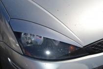 Комплект декоративных ресничек на фары Ford Focus 1