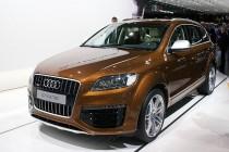 Дневные ходовые огни Ауди Q7 4L (ДХО для Audi Q7 4L DRL)