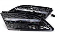 Дневные ходовые огни BMW 3 E90 (ДХО для БМВ 3 Е90 DRL)