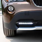 Дневные ходовые огни Бмв X1 Е84 (ДХО для BMW X1 E84 DRL)