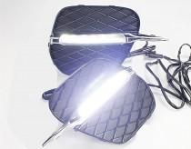 LED-DRL Дневные ходовые огни BMW X5 E70 (ДХО для БМВ Х5 Е70 DRL)