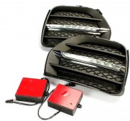 Дневные ходовые огни БМВ Х6 Е71 (ДХО для BMW X6 E71 DRL)