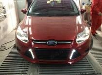 Дневные ходовые огни Ford Focus 3 hatchback (ДХО для Форд Фокус 3 хэтчбек DRL)