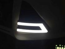 Дневные ходовые огни DRL для Ford Focus sedan (ДХО на Форд Фокус седан)