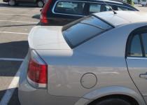 Лип спойлер Опель Вектра С (оригинальный спойлер Opel Vectra C дизайн ирмшер)