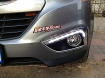 Дневные ходовые огни Hyundai ix35 (ДХО для Хендай ix35 DRL)