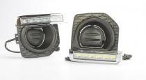Дневные ходовые огни Ленд Ровер Фрилендер 2 (ДХО для Land Rover Freelander 2)