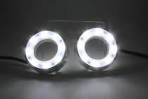 Ходовые огни DRL для Mitsubishi ASX (ДРЛ на Митсубиси ASX рестайл)