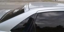 Накладка на заднее стекло Ford Focus 1 (спойлер бленда)