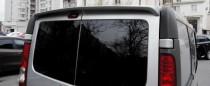 Тюнинг спойлер задней двери Opel Vivaro (фото ExpressTuning)