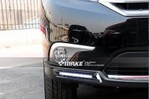 Дневные ходовые огни Toyota Highlander 2 (ДХО для Тойота Хайлендер 2)